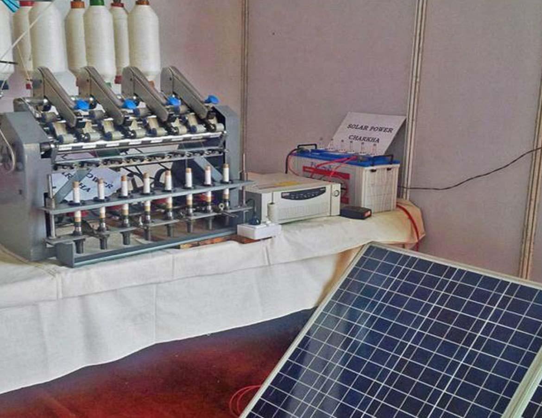 SOLAR CHARKHA MISSION Project